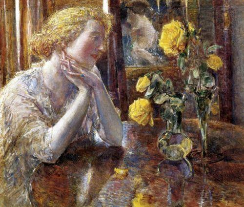 Розы Марешаль Ниль