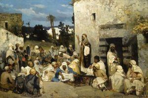 Котарбинский Вильгельм Проповедь в Капернауме