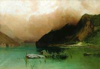 Озеро Эзель-Ам в Дагестане
