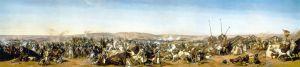 Ориентализм Захват Францией лагеря Абд аль-Кадира, 1843 год