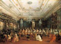 Парадный концерт в Венеции