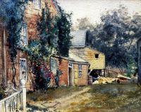Старый дом Нантакета