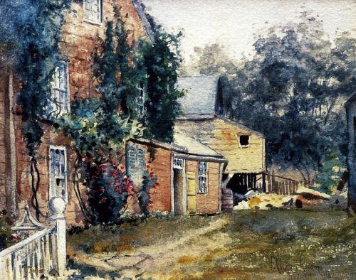 Старый дом Нантакета - изображение 1