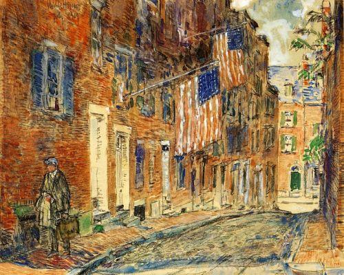 Улицами бостона - изображение 1