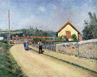 Железная дорога в Париже