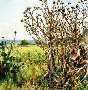 Українські класики Будяки