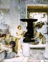 Галерея скульптур серпня Бланкарт