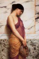Девушка с тамбурином