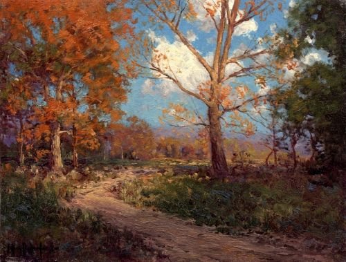 Солнечный день, октябрь