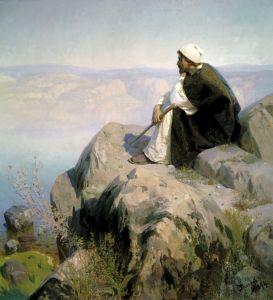 Поленов Василий Мечты в горах