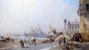 Городские пейзажи, Венеция, Италия
