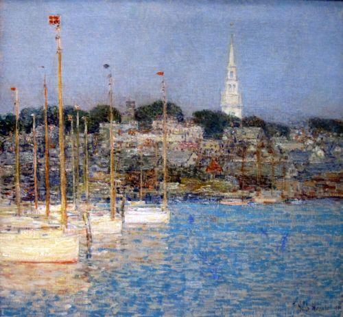 Лодки. Ньюпорт