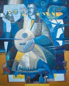 """Украинское современное искусство Из серии """"Казак Мамай"""" - 117"""
