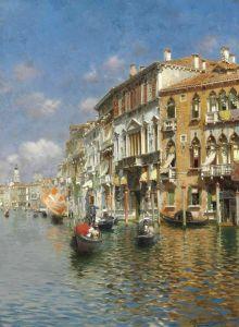 Санторо Рубенс Палаццо Контарини, Венеция