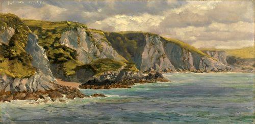 На побережье Уэльса
