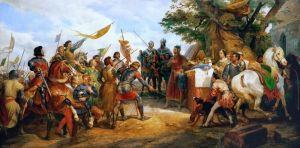 Орієнталізм Битва при Бувіні, 27 липня 1214