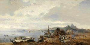 Аллот Роберт Рыбалка на южном побережье