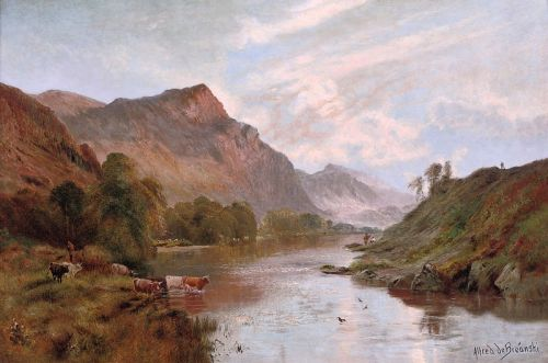 The Dee at Ballater