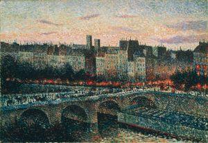 Люс Максимильен Набережная Де Леколь, Париж