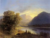 Гірське озеро