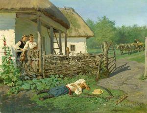 Маковский Константин Грубая побудка