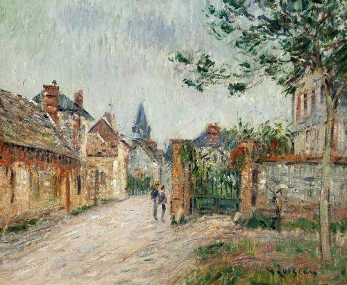 Улица в Сен-Сир-де-Водрейль
