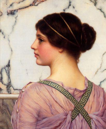 Греческая красавица - изображение 1