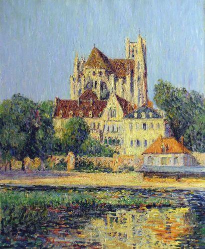 La Cathedrale d Auxerre
