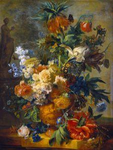 Хейсум Ян ван Натюрморт с цветами