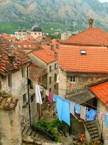 Старе місто Котор