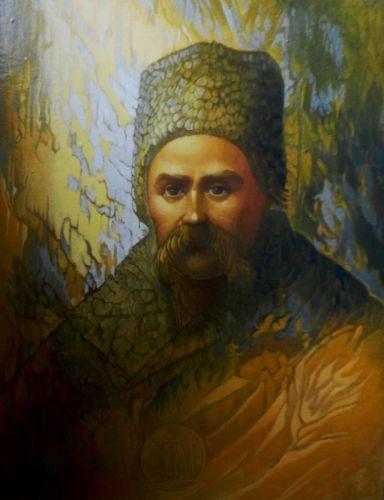 Пророк. Портрет Тараса Шевченка
