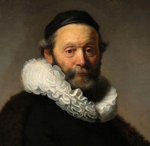 Рембрандт Харменс ван Рейн Портрет Иоганнеса Втенбогарта