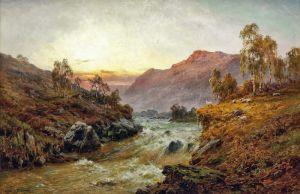Falls of Leney