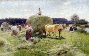 Пимоненко Николай Сенокос