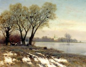 Крыжицкий Константин Ранняя весна