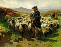 Пастух верховины
