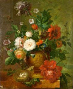 Хейсум Ян ван Букет цветов 2