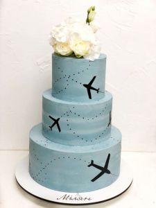 Вкусняшки ручной работы Торт свадебный 2