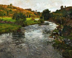 Таулов Фриц Прачки на реке Элль