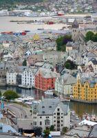 Олесунн, Норвегия