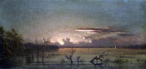 Хед Мартин Джонсон Сумерки на реке Сент-Джонс