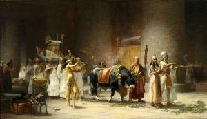 Шествие священного быка Аписа