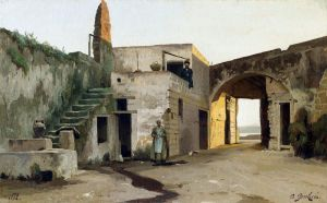 Українське мистецтво Італійський двір