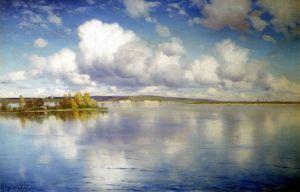 Крижицький Костянтин Озеро
