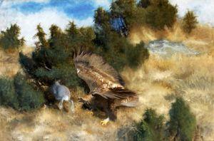 Лильефорс Бруно Охота на зайца