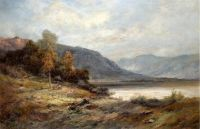 THE BANKS OF LOCH KATRINE