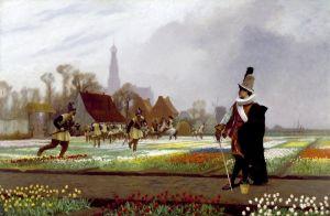 Жером Жан-Леон The Tulip Folly