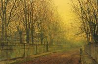 В золотом сиянии осени