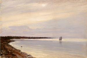 Дубовской Николай Морской пейзаж