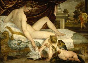 Вечеллио Тициан Sustris Venus